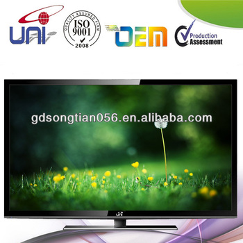 "Full-HD 32""-65"" led tv with ODM/OEM with DVB-T for Digital TV"