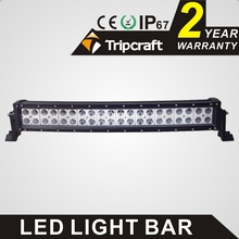 21.5 inch led driving light bar, auto led light arch bent, 120w curved led light bar