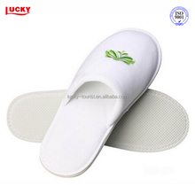 cheap terry hotel airline bedroom slippers in Europe
