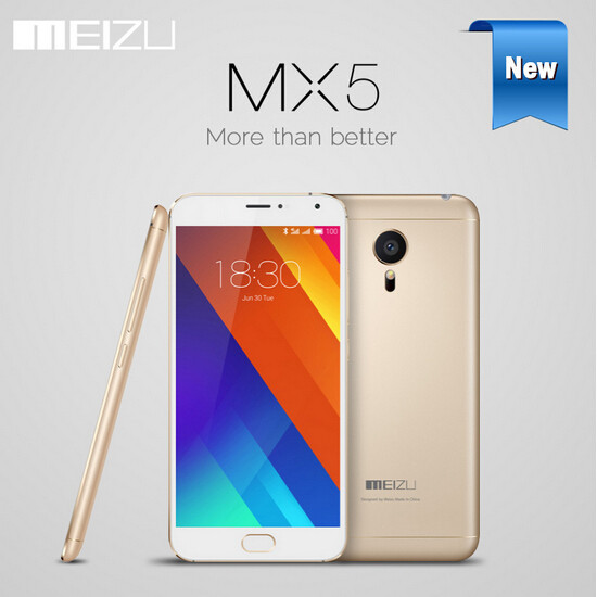 MeiZu MX5 4G LTE Mobile Phone MTK6795 Android 5.0 5.5 Inch IPS 1920X1080 32GB ROM dual sim smart phone hot selling