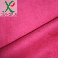 150cm-280cm Wide Width Suede Fabric for Hometextiles