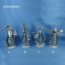 Hot sale High quality wholesale metal christmas ornaments