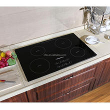 Chinese manufacture built in large 4 burner induction cooker