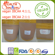 Vegan BCAA - Branch Chain Amino Acids Increase Lean Muscle Mass.