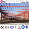 portal frame steel structure industrial shed designs price for structural steel fabrication in Qingdao