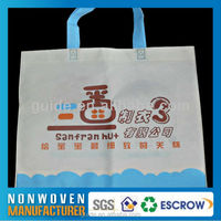 2016 New Design Customized die cut bag for shopping bag