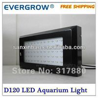 Free Shipping Wholesale Price D120W Cheapest Dimmable Aquarium Light