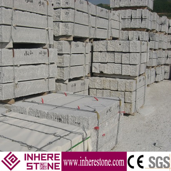 hot sale g341 natural stone kerbs, kerb stone sizes