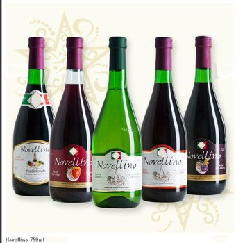750ml novellina screw top glass wine bottle buy colored for Where to buy colored wine bottles