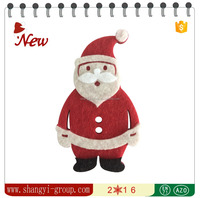 (XM4-01)Kriss Kringle door adorning funny santa decor tags