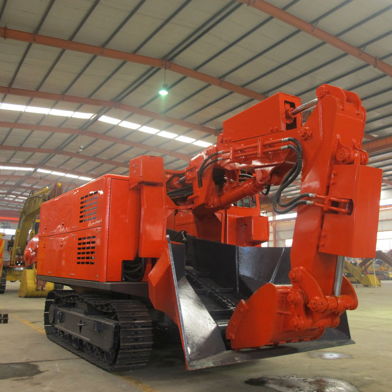 Medium Crawler Mucking Loader for mining use