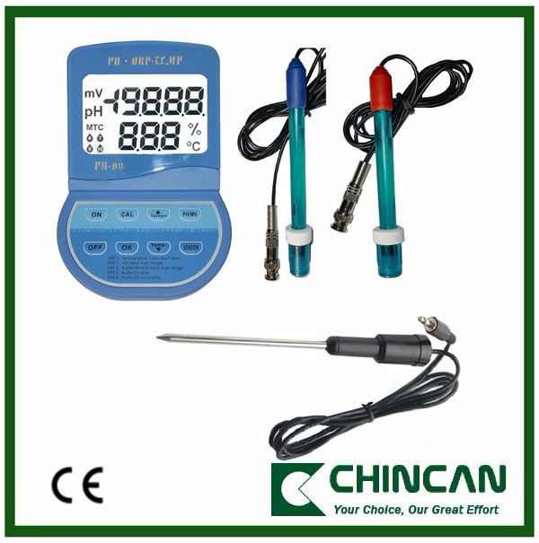 Bante321 Portable Ion/mV/C/F Meter Portable chlorine ion meter with CE confirmed