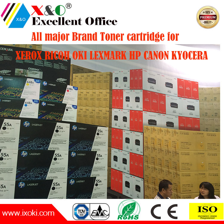 Top Genuine Quality compatible canon laser printer toner cartridge CRG-304 306 308 312 313 315A 319 325