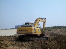 Used Japanese Excavator PC220-8