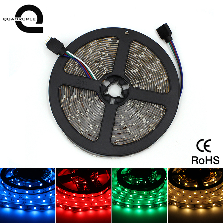 Christmas decoration SMD2835 12v waterproof colorful led light strips