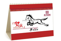 Cheap wholesale wall calendar/desk calendar/2014 calendar OEM printing