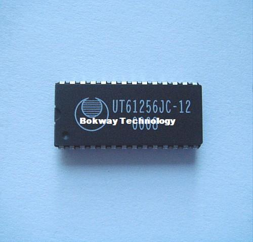 UTRON genuine UT61256JC-12 SOJ-28 Company's stock price is excellent!