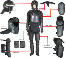 Full Body Armor Anti Riot Suit Robocop