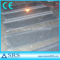 G603 grey granite tiles and stairs