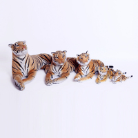 CE 2016 custom soft toy wholesale big tiger plush toy