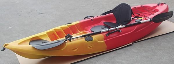 Sit On Top Kayak 2016 new style high quality Single Fishing Kayak