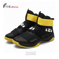No Brand Name OEM Custom Design Your Awesome Men Basketball Shoes