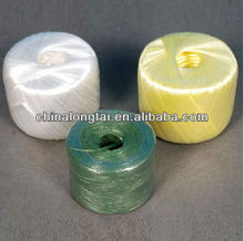 pp fibrillated yarn/sewing thread/fishing strapping twine supplier