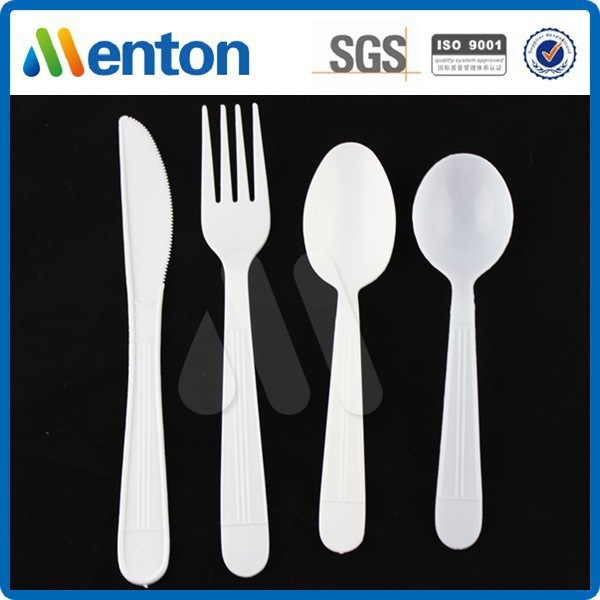 hot sale heavy weight plastic disposable cutlery