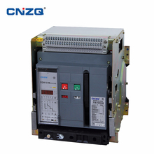 CNZQ ACB 6300A 5000A 4000A 3200A 2500A 2000A 1600A 1250A 1000A 800A 630A 3P 4P Power Air Circuit Breaker
