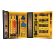 Top One Tech 38Pcs Multipurpose Repair Tools Kit Screwdrivers, Ideal for Cell phones, Computers, , Laptops, MacBook, MacBook Air