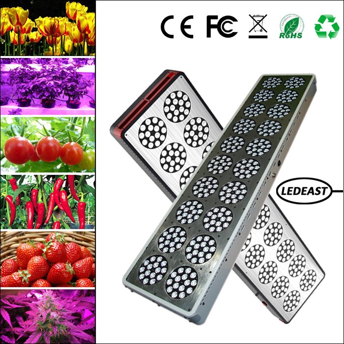 Apollo 20 plants grow led light 300*3W 900W LED grow light for medical plants