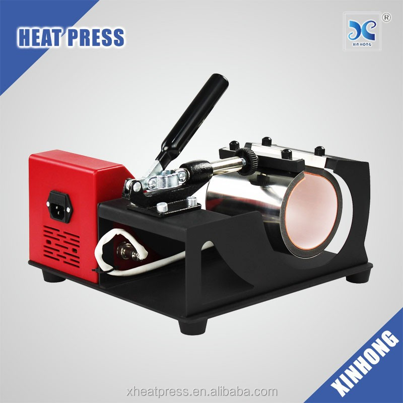 Cup Usage and Heat Transfer Printing Method photo mug making machine