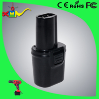 power craft cordless drill battery replace for dewalt 3.6v battery
