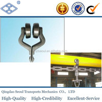 ISO standard industrial overhead track drop forged conveyor chain