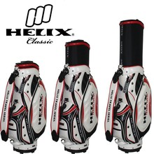 Helix golf bag cart wheels / wholesale golf trolley bag with wheels /honma golf bag manufacture supply