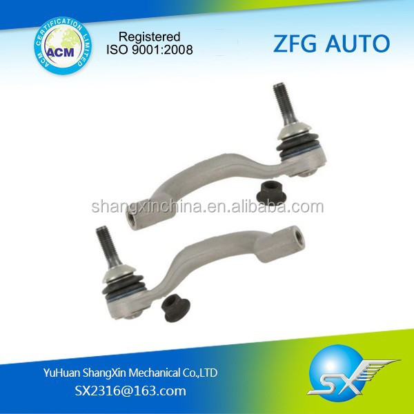 auto parts steering system steel rod ends Scania Renault tie rod end C2Z5517 C2Z5518