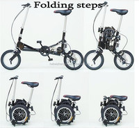 Mini folding new design cheap inch folding bike/foldable biike