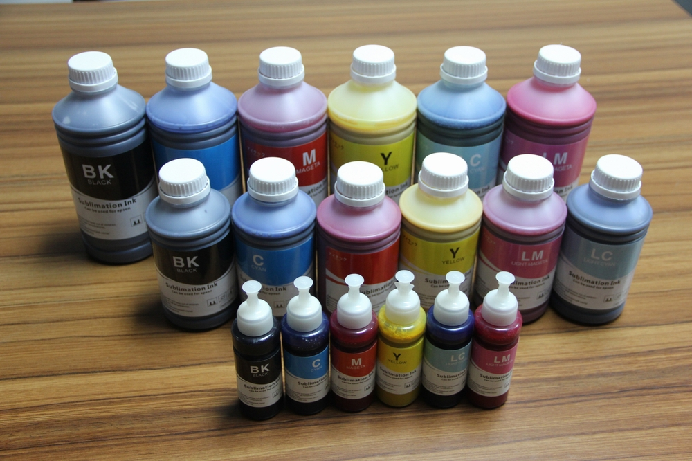 Sublimation cup water based dye sublimation ink for Epson DX5 DX6 DX7