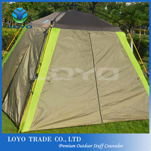 3 4 people hiking picnic camping automatic opening family tent