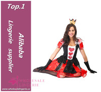 carnival queen of heart masquerade costumes for girls