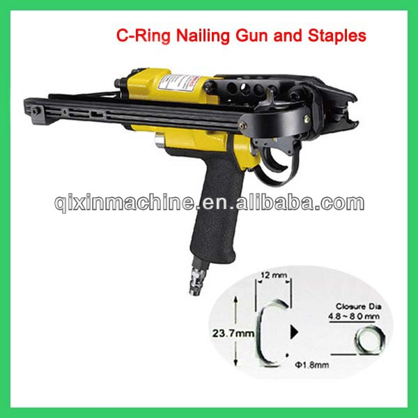 Popular and high quality C-Ring Nail Gun for sale