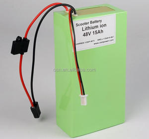 OSN POWER 18650 Li-ion Battery 12v 24v 36v 48v 60v 72v 10ah 15ah 20ah 30ah 40ah electric Bicycle Battery Pack