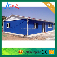cheap quick build K-type prefab house prefabricated house