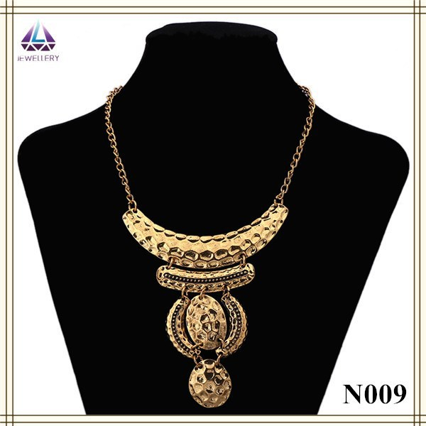 Alibaba Express Fashion Teen Necklace Jewelry Exaggerated Pendant Necklace