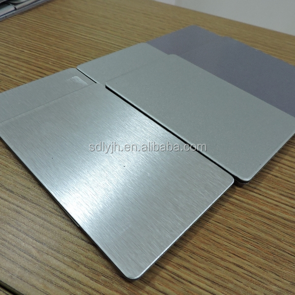 2017 nano pvdf new building materials waterproof & building materials ACP aluminum composite panel