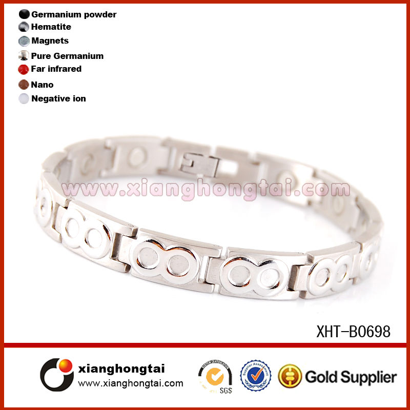 Classic powerful healthy stainless steel tibetan jewelry