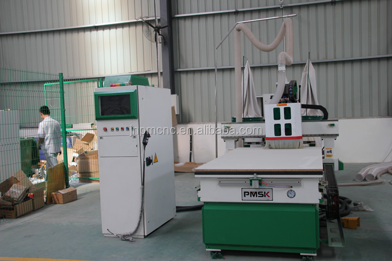 PM 1325 9kw HSD ATC spindle Yaskawa servo system hot selling and good price ceramic tile waterjet cutting machine