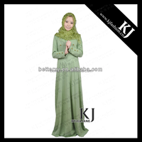 2016 newest women arabic fashion in Singapore KJ-AM4