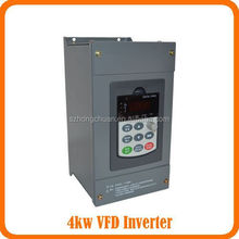 Variable Speed Drive Vector Control Motor Controller 4KW 220V 380V 440V