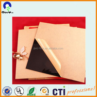 imported high gloss anti-static black acrylic sheet